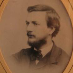 Cpl. Edward Griffin Stevens, Co. K, 72nd IL Infantry, USA