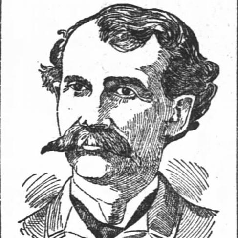 Maj. Patrick Henry, Co. B, 14th MS Infantry, CSA