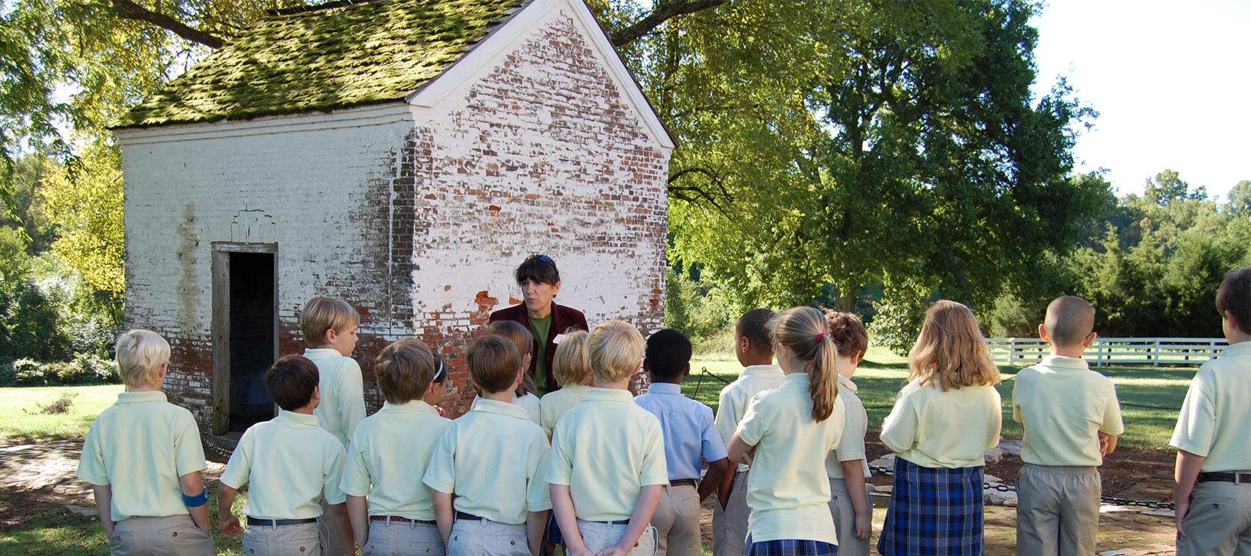 Educational Programming - Click a link below to learn more.Educational Resources | History Summer Camp | Student Group Tours | Scout Programs
