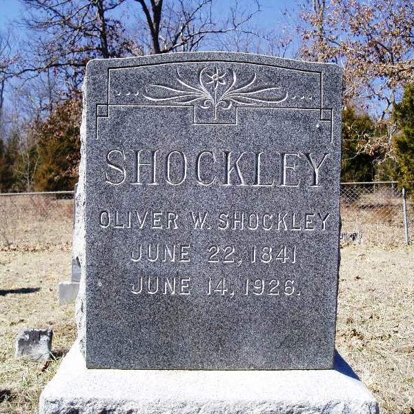 Cpl. Oliver Shockley, Co. M, 5th IA Cavalry, USA