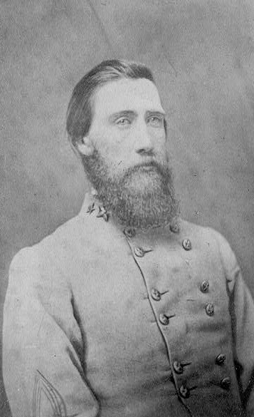 Gen. John Bell Hood. Courtesy of the Library of Congress.