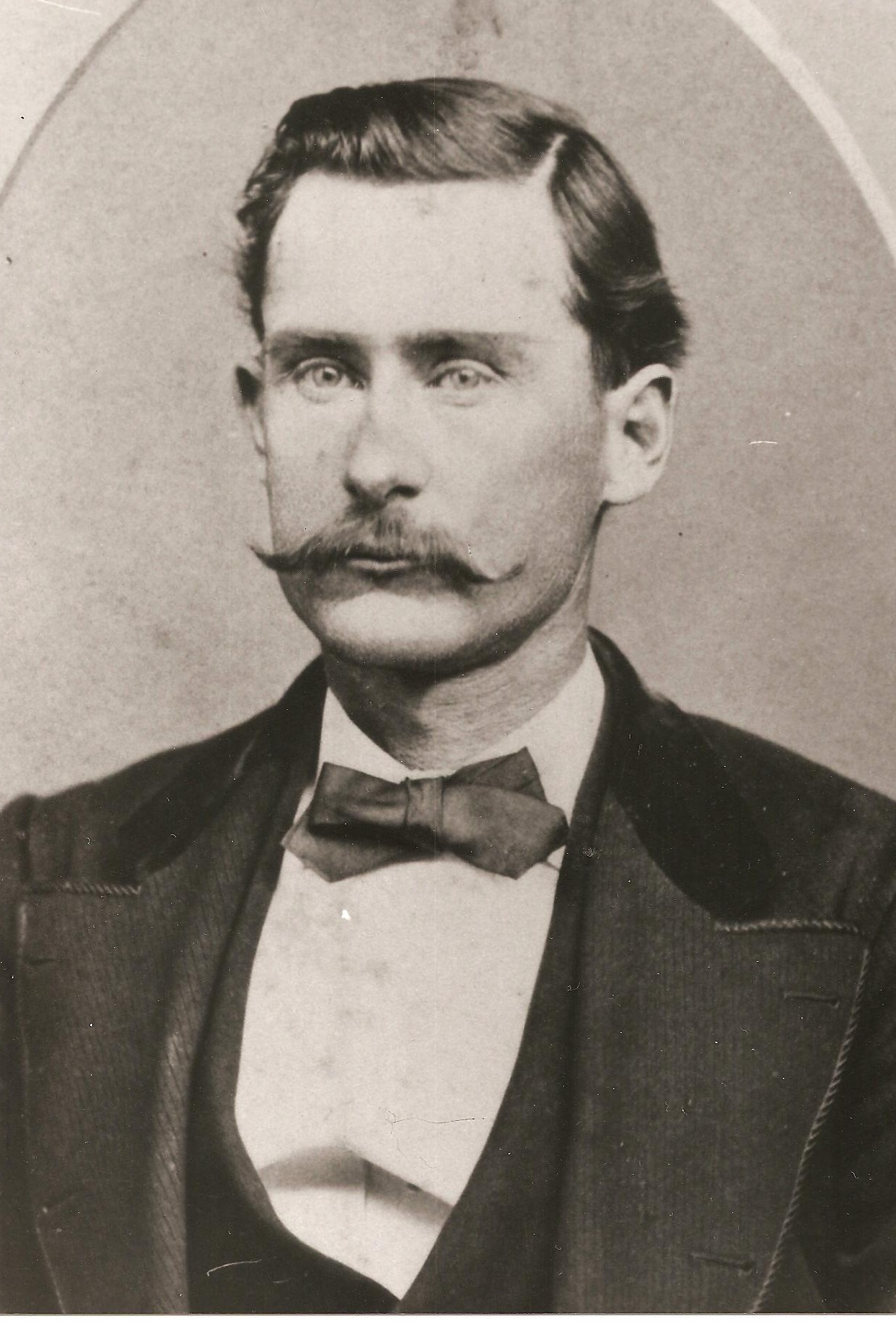 Francis Watkins Carter, ca. 1870