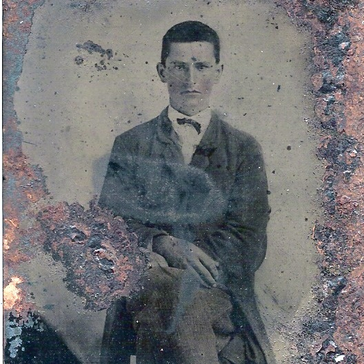 Pvt. Andrew Colton, Co. G, 44 MO Infantry, USA