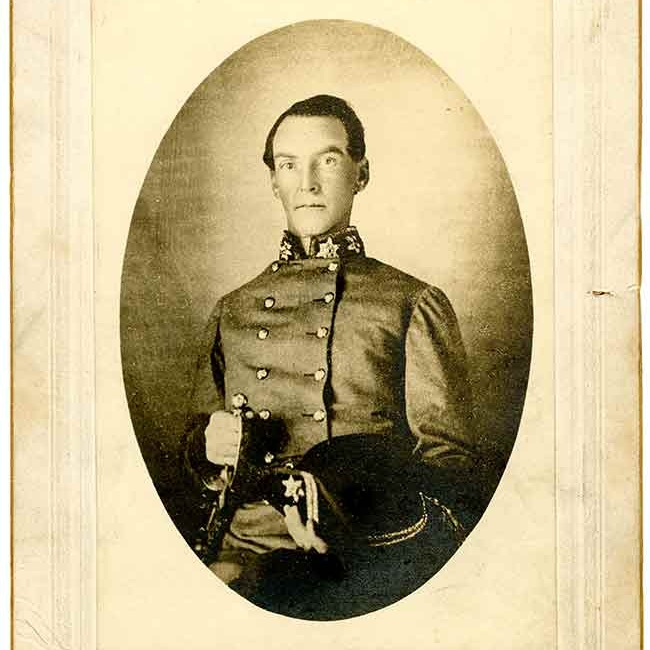 Brig. Genl. Winfield Scott Featherston, CSA