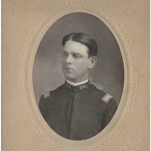 Lt. John A. Gillis, Co. K 64 OH Infantry, USA