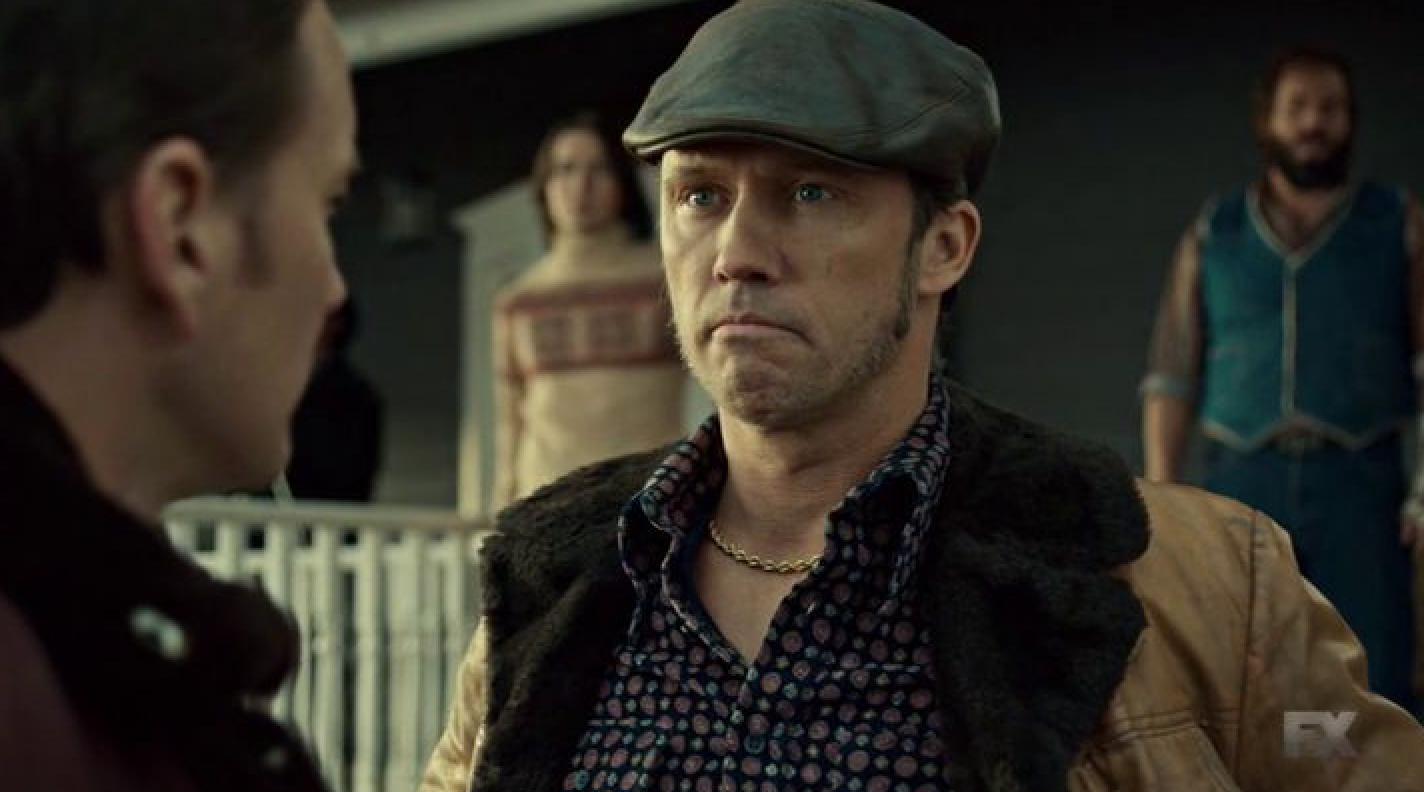 "Jeffrey as Dodd Gerhardt in ""Fargo,"" an FX series."
