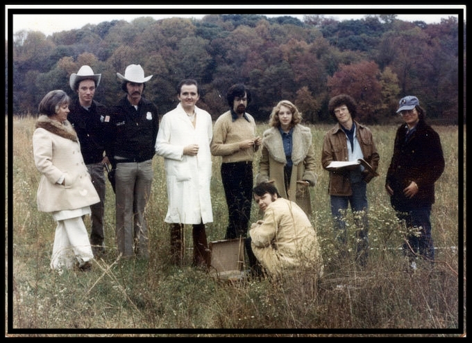 The Cast of the Alien Factor