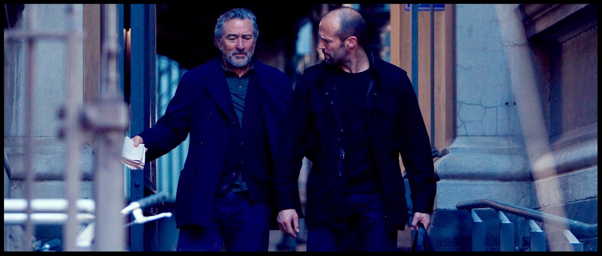 Jason Statham and Robert De Niro Killer Elite