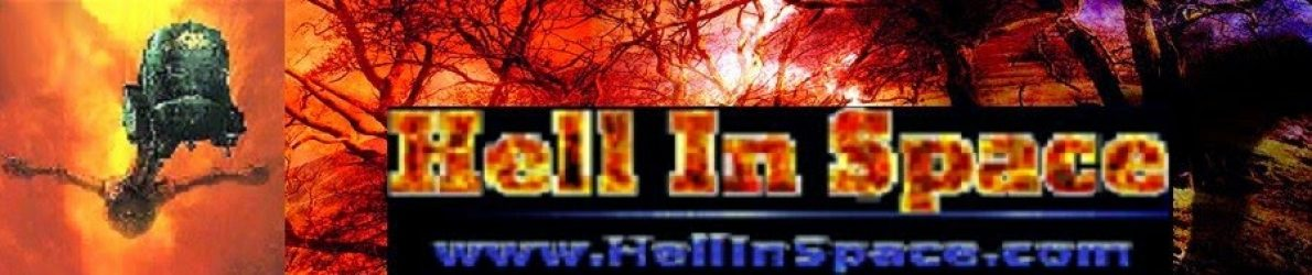 Hell In Space Website