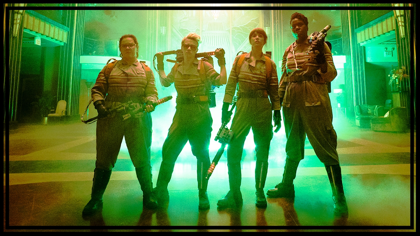 Ghostbusters Cast 2016