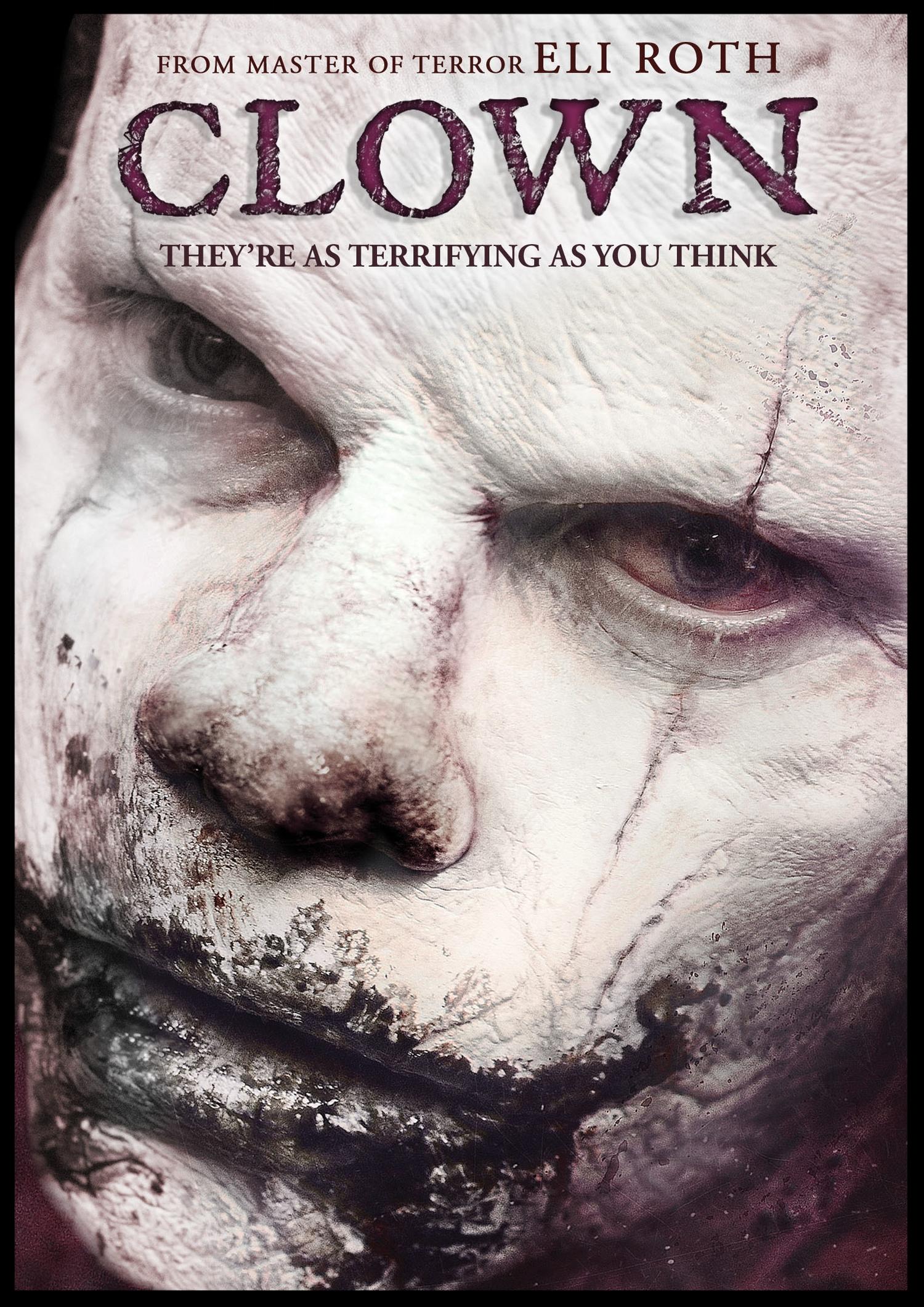 Clown Movie Poster