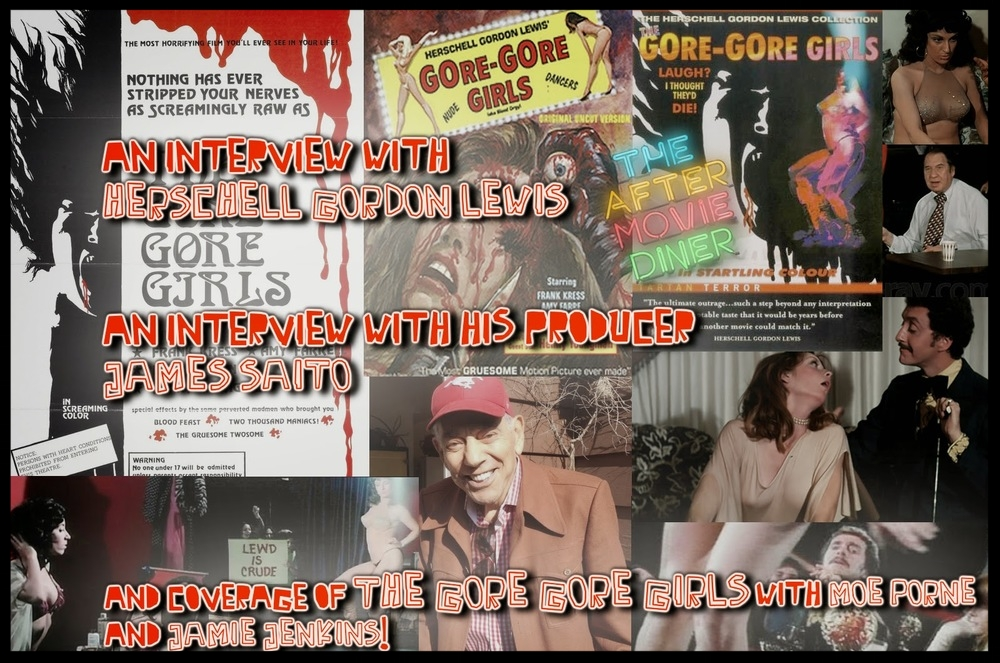 Herschell Gordon Lewis Podcast