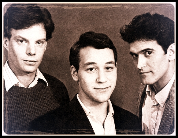 Rob Tapert ,  Sam Raimi  and  Bruce Campbell