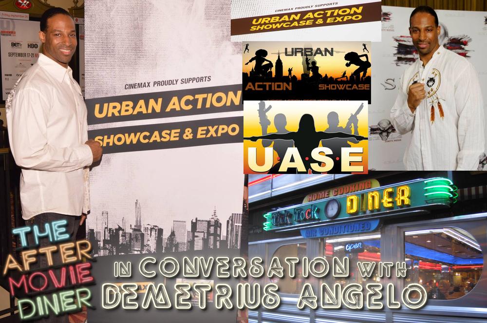 Demetrius Angelo Podcast