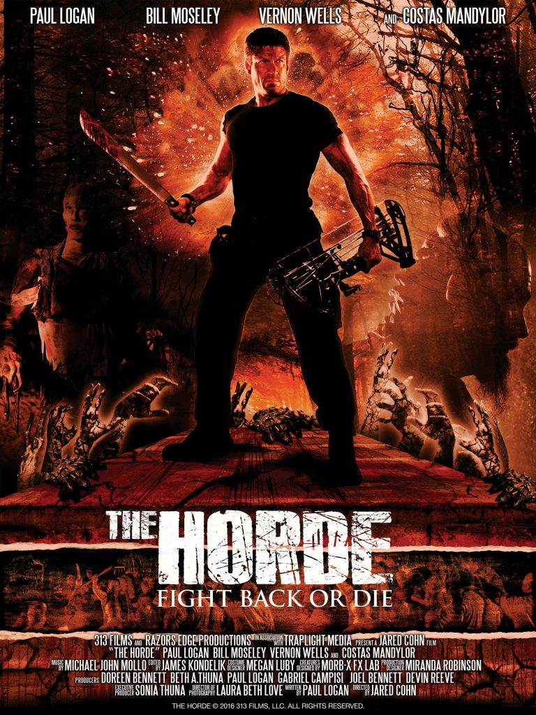 The Horde Movie Poster