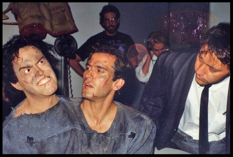 Army of Darkness, Behind the scenes, Ash