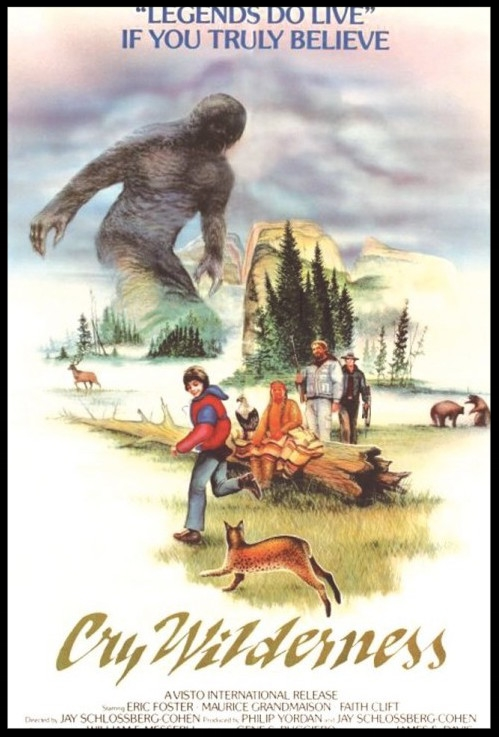 Cry Wilderness Movie Poster