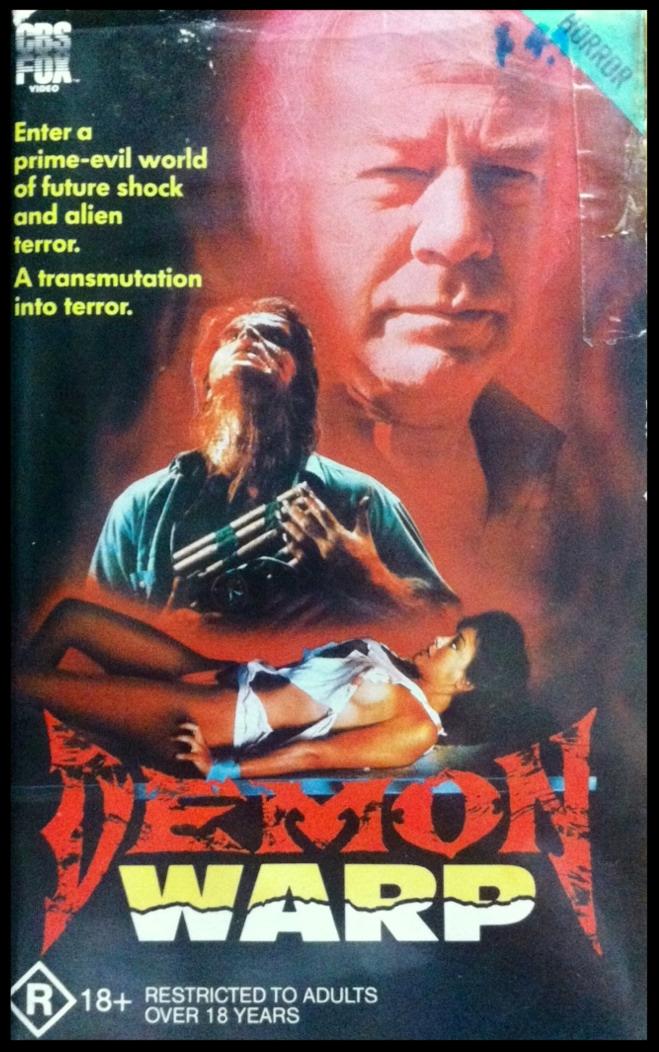 Demon Warp movie poster