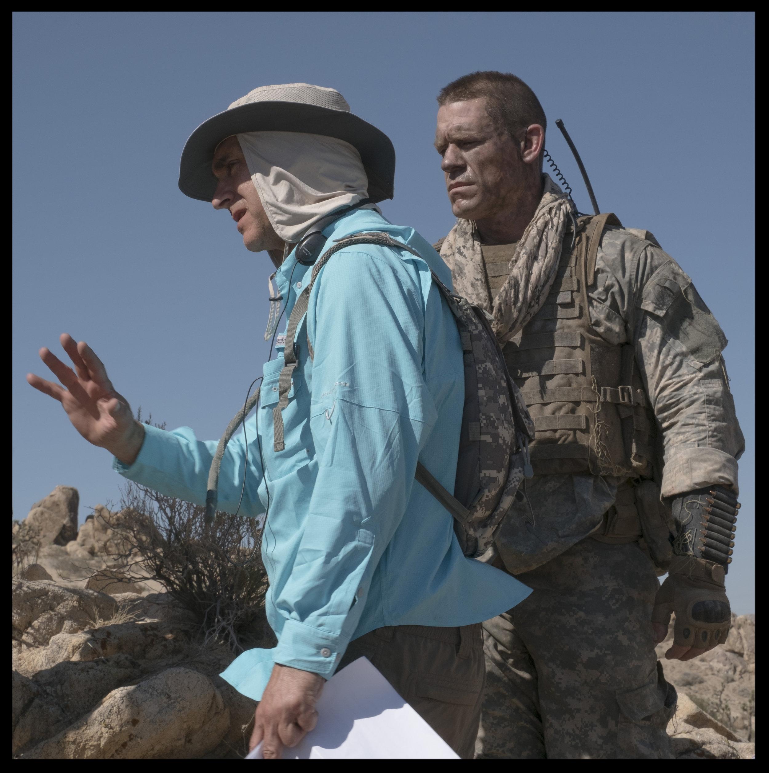 Doug Liman  directs  John Cena