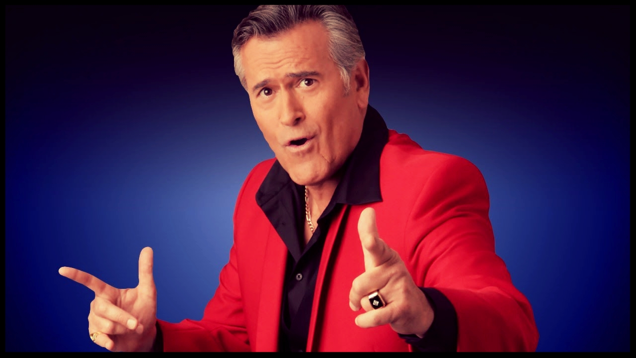 Bruce Campbell 2017
