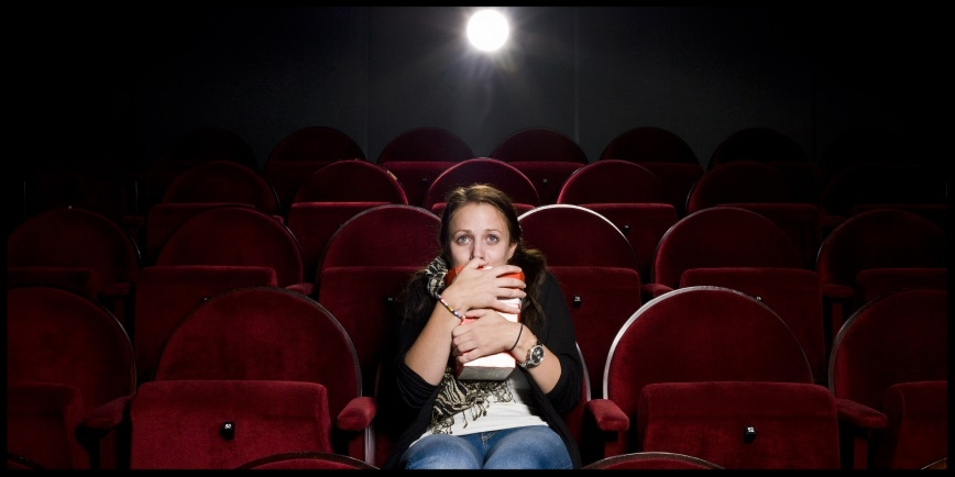 Fear in the cinema