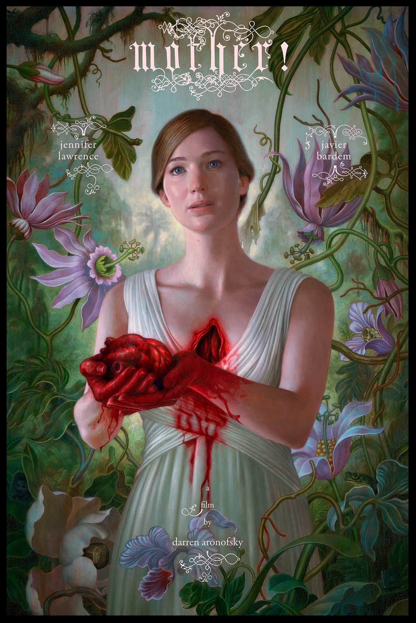 Mother! Movie Poster