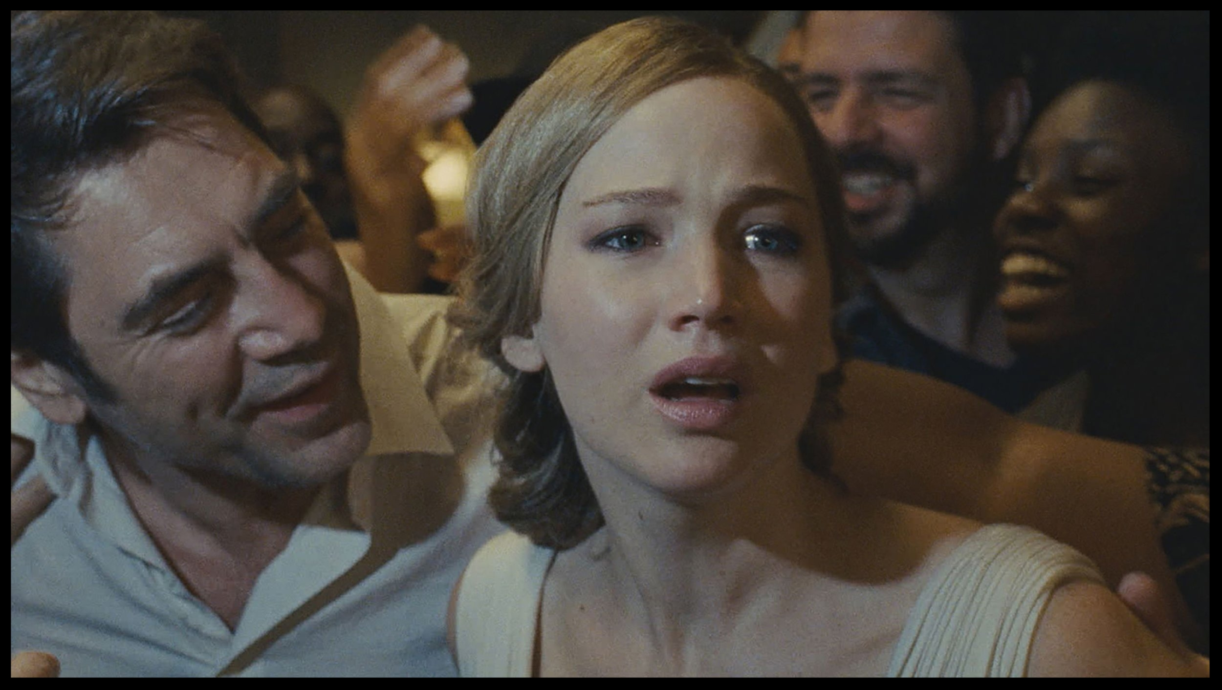 We all feel that way at a party sometimes  Jennifer