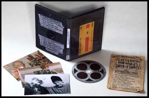 This is an image of the first DVD set, still available at   Super8Shorts.com