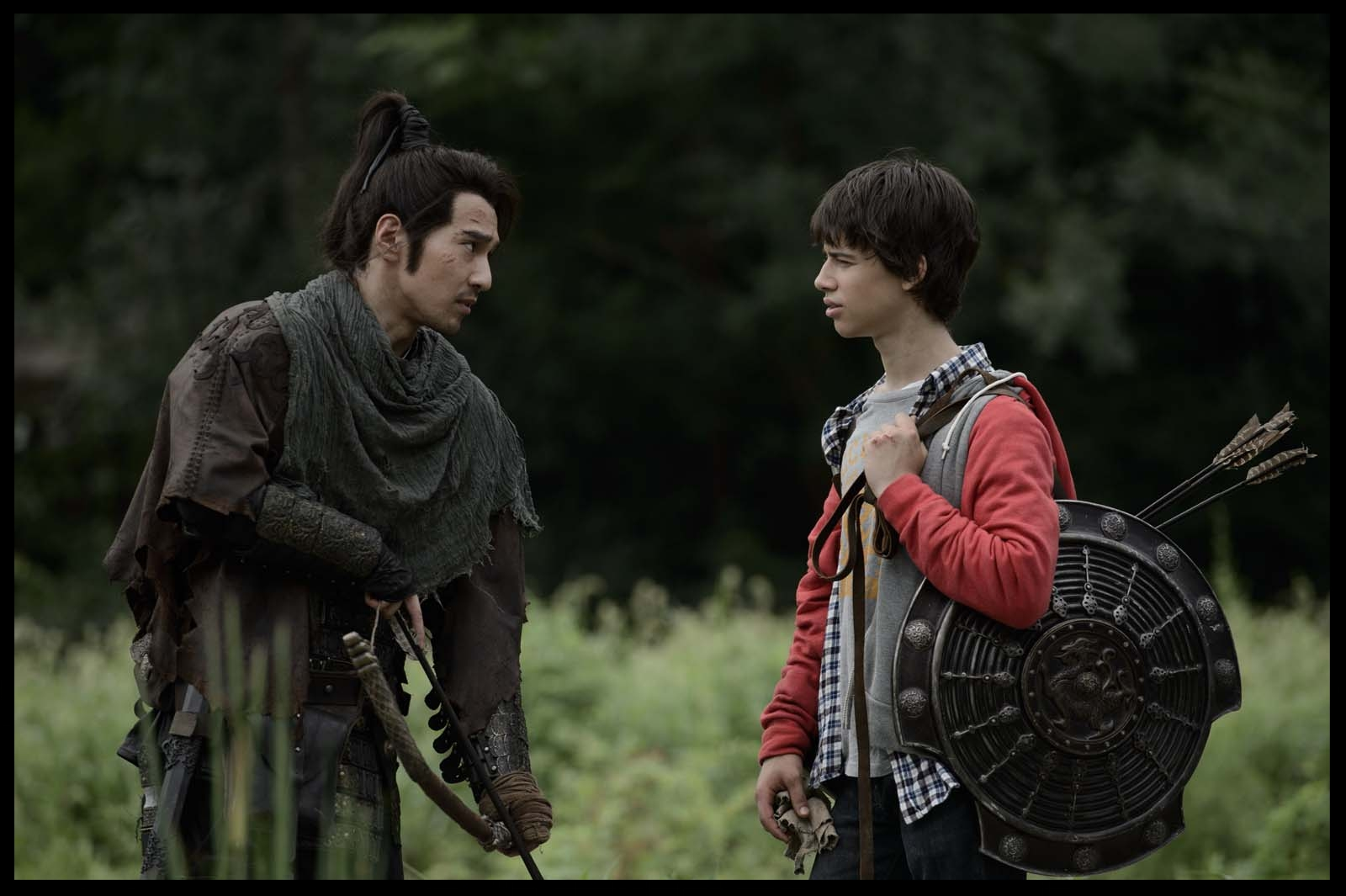 Jack and Zhao Warrior's Gate