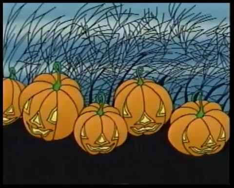 Lumpkin The Pumpkin - pumpkins