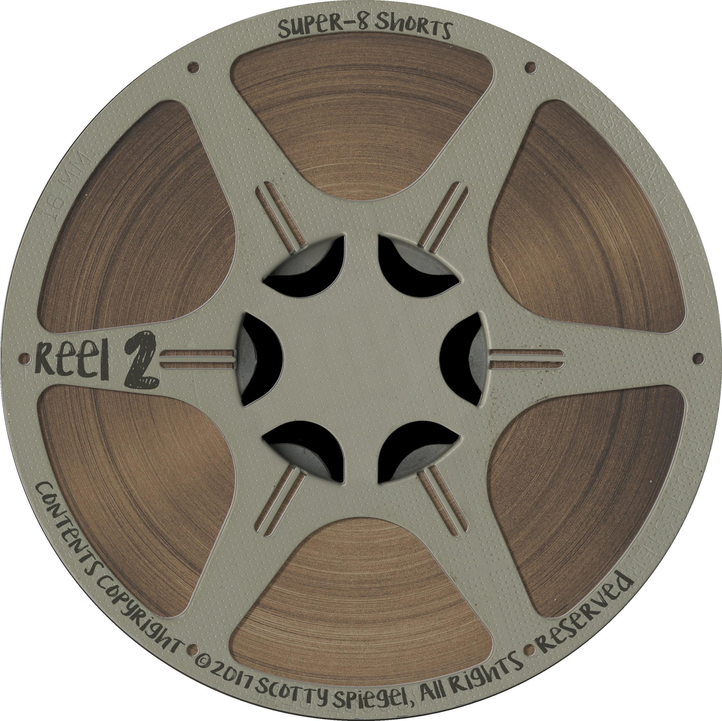 The Evil Dead Super-8 Short Films DVD2 Disc Art (2741px by 2734px - 600dpi).jpg