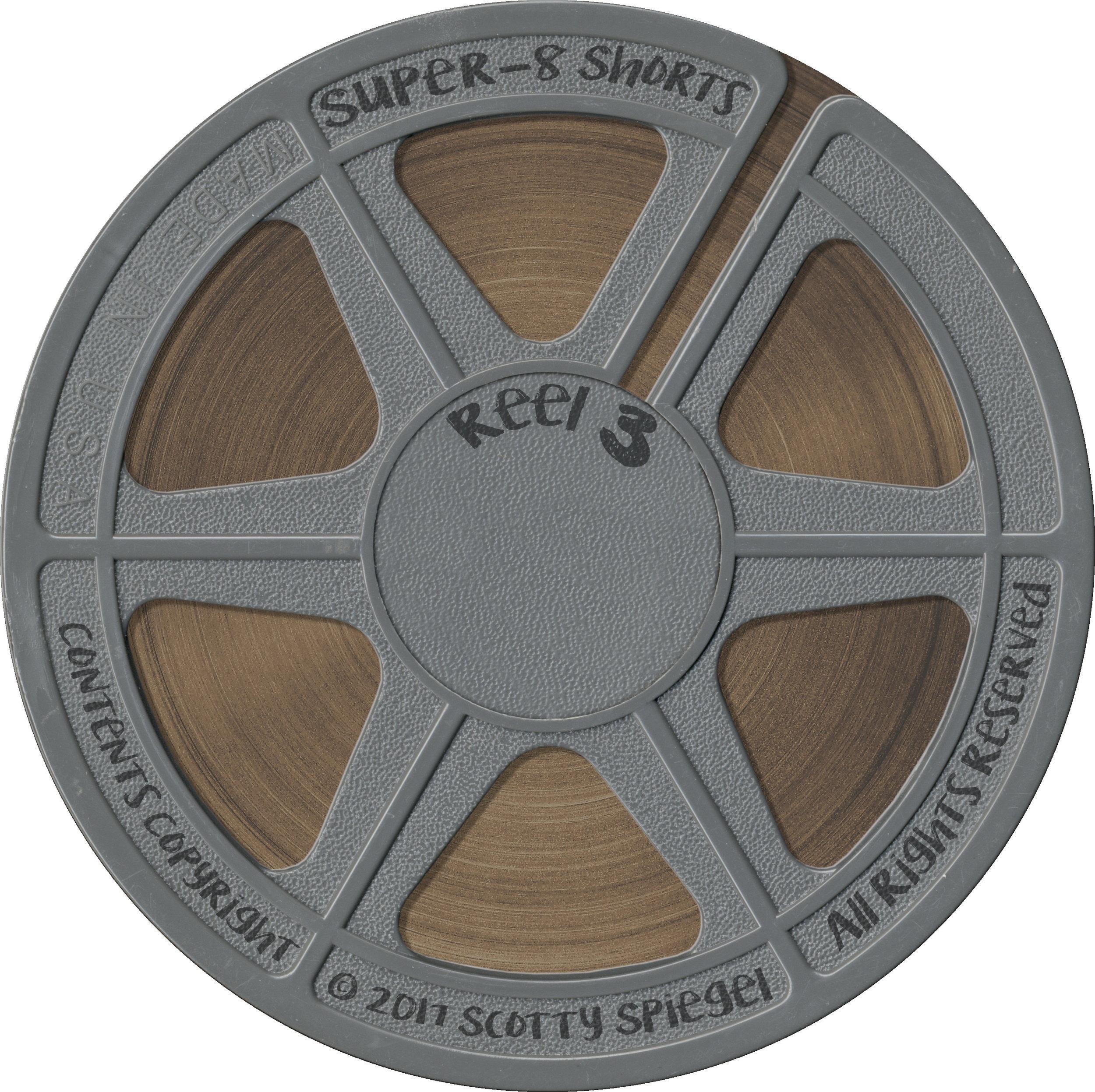 The Evil Dead Super-8 Short Films DVD3 Disc Art (2741px by 2734px - 600dpi).jpg