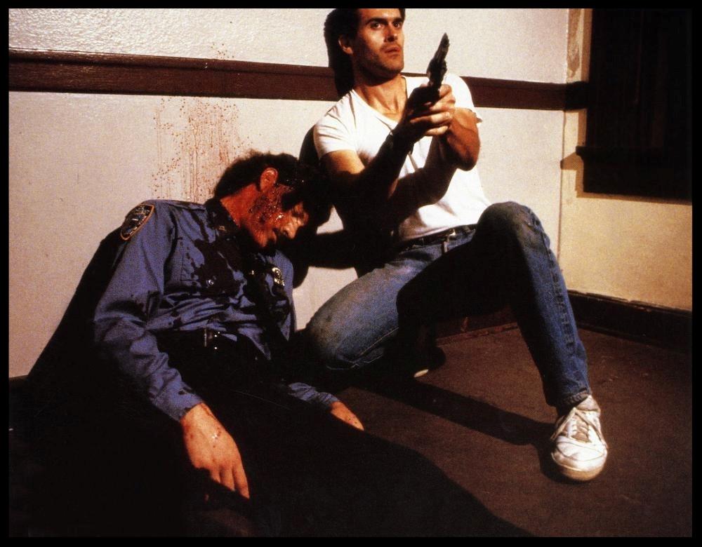 Bruce Campbell  as Officer Jack Forrest