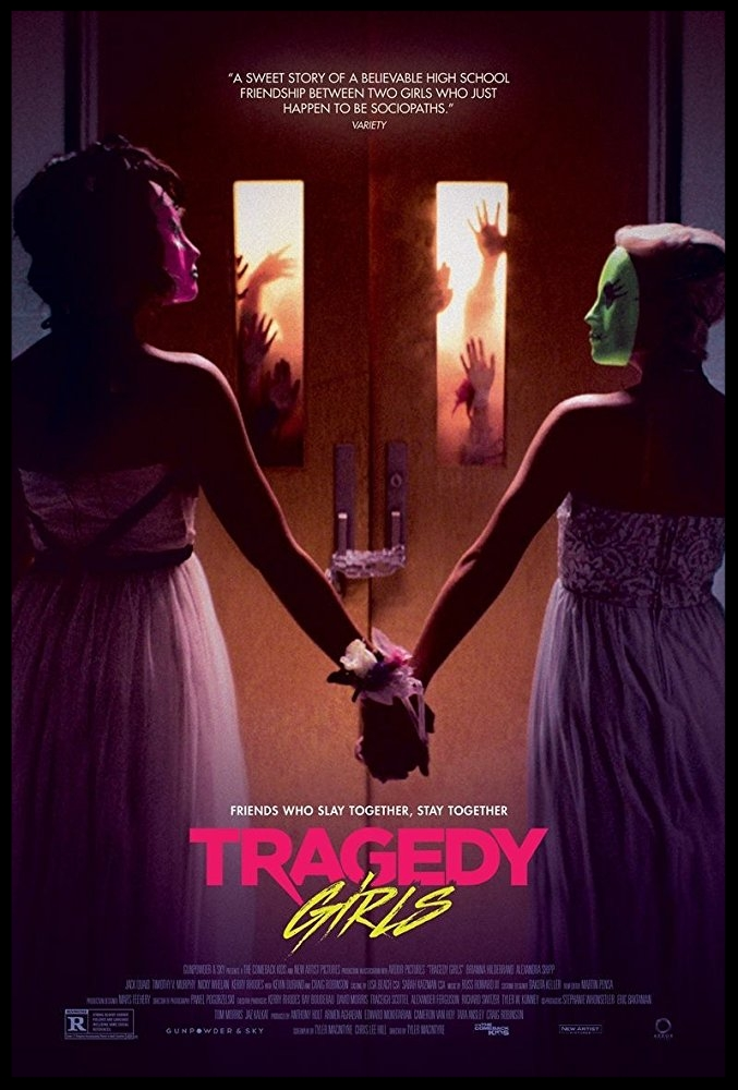Tragedy Girls Poster 1