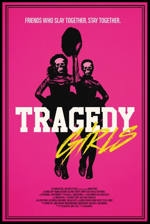 Tragedy Girls Pink Poster