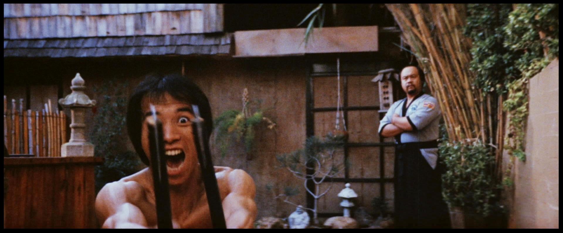 Ninja Busters Screenshot 1