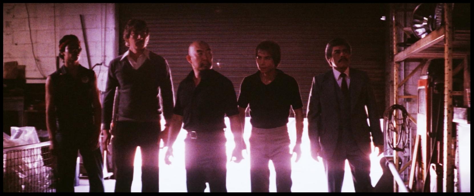 Ninja Busters Screen Shot 7 warehouse