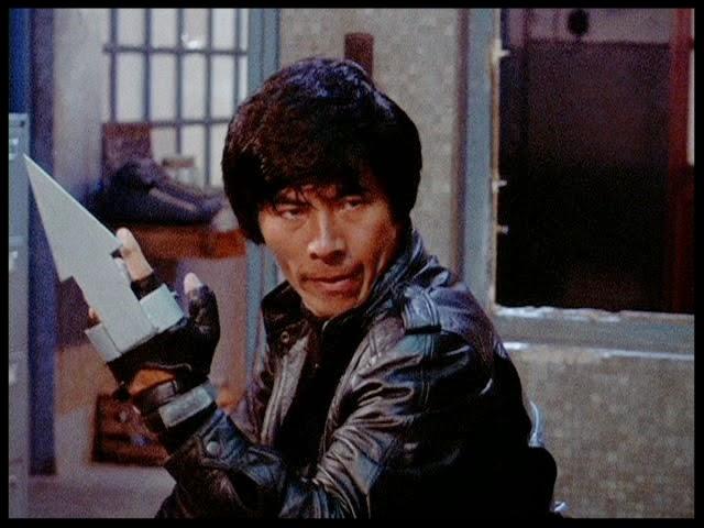 Rage of Honor Ninja glove