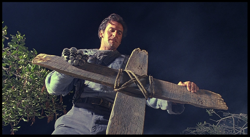 Ash and his Cross to bear - Army of Darkness