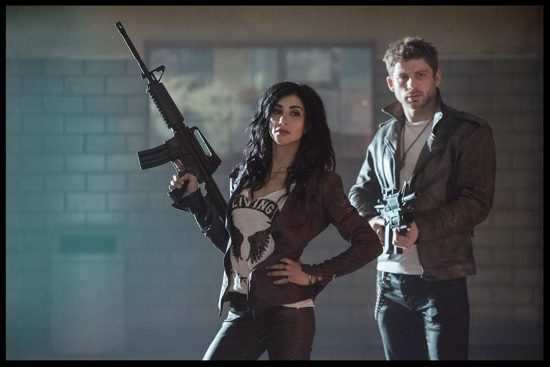 Dana DeLoenzo in Ash Vs Evil Dead Season Three