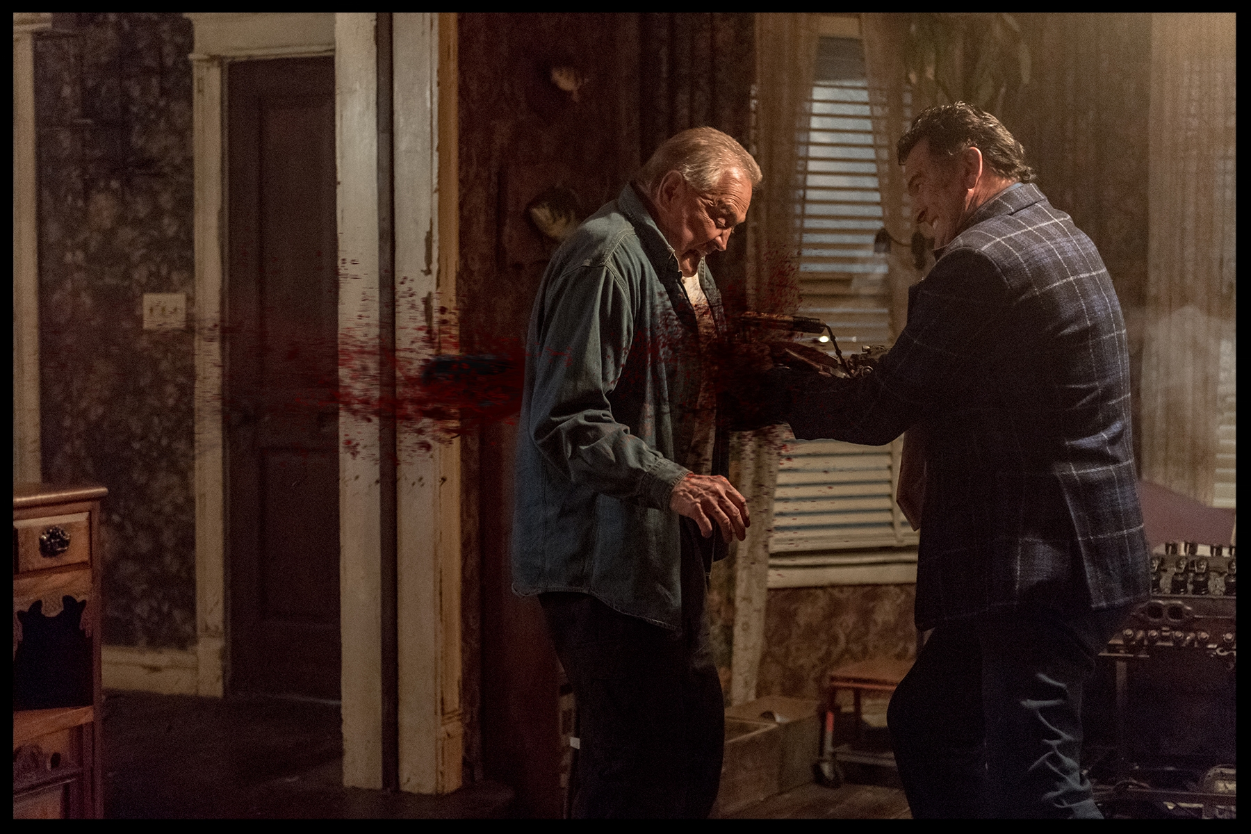 Lee Majors and Bruce Campbell - AVED 303