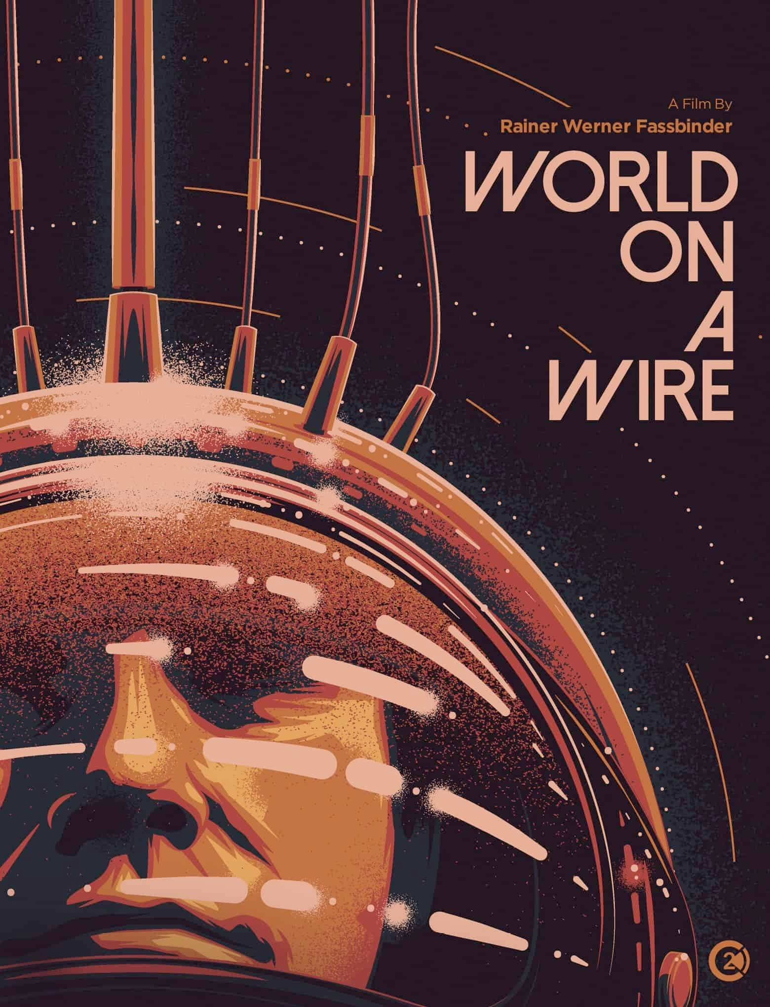 World on a wire Poster.jpg