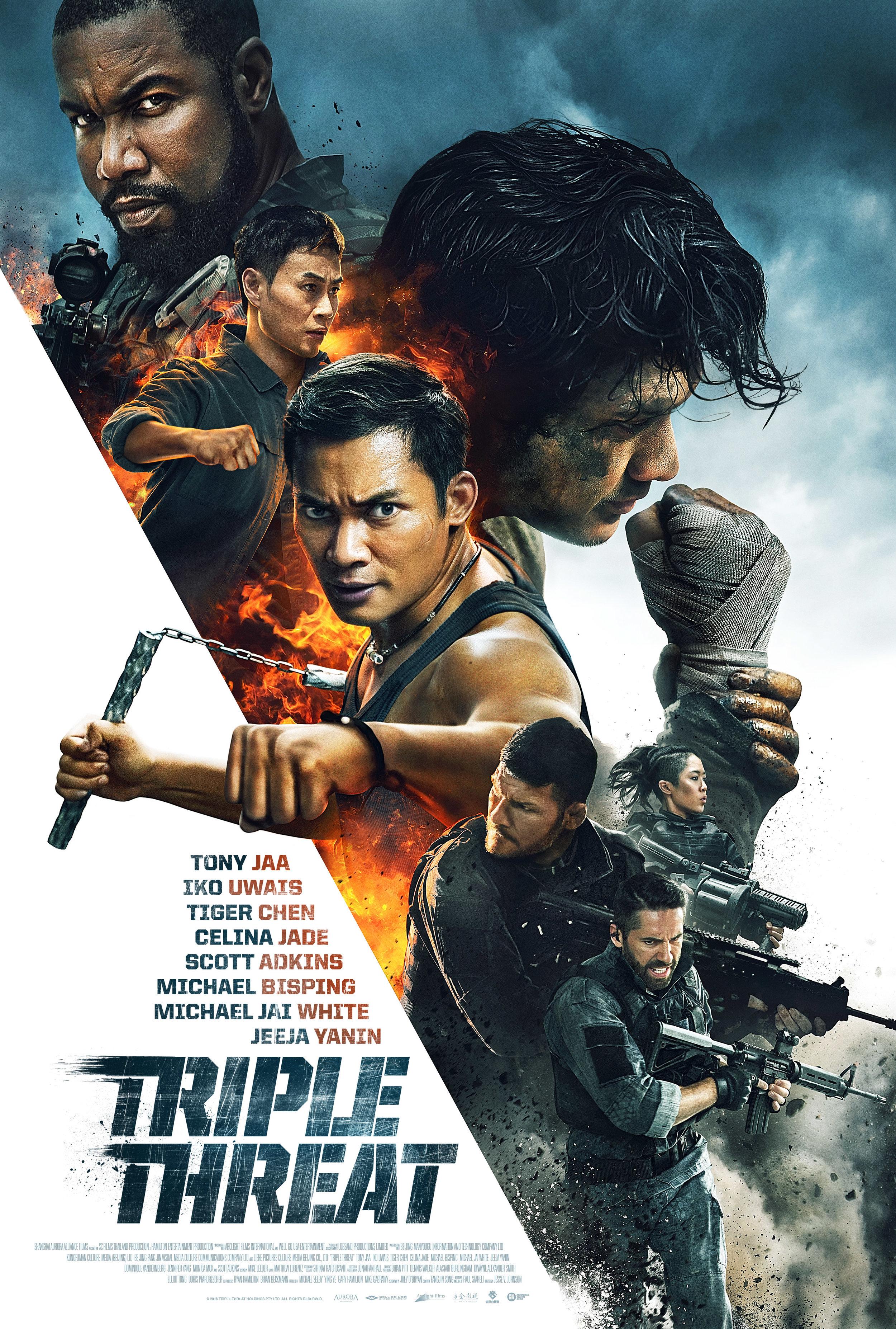 Triple Threat Poster