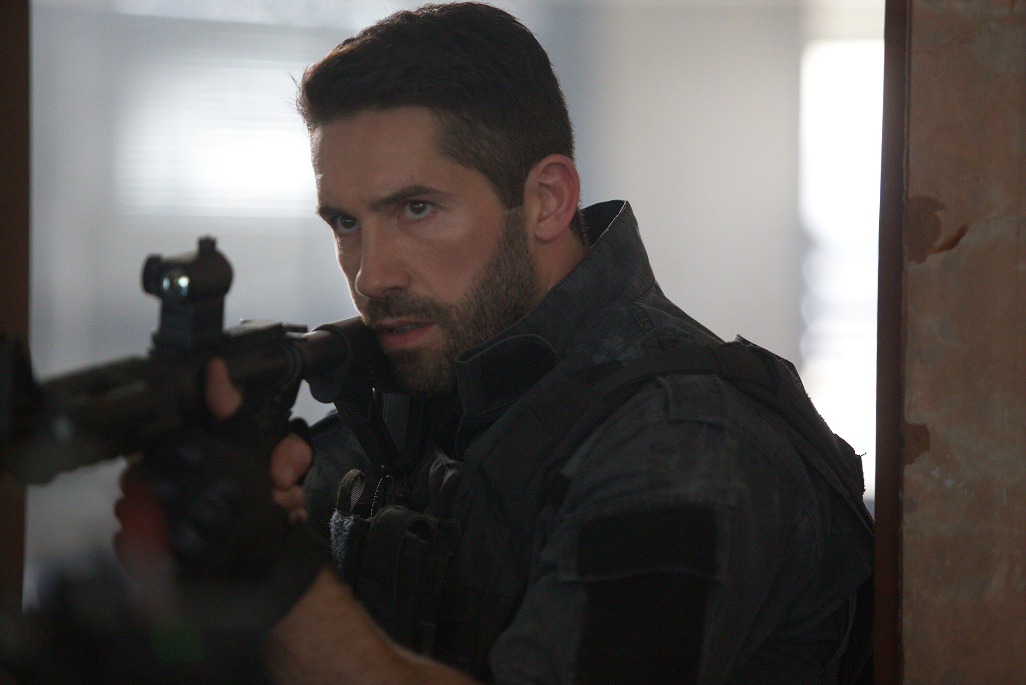 Scott Adkins Triple Threat