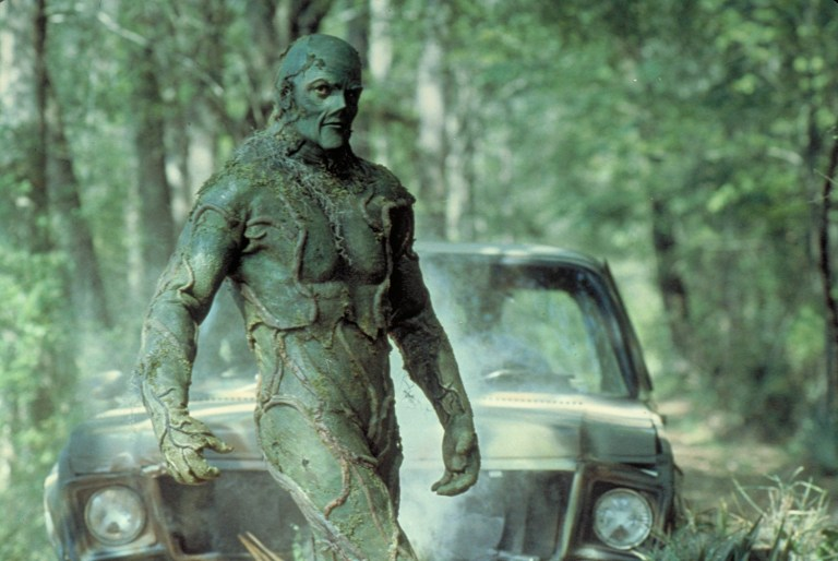 Swamp Thing — The After Movie Diner