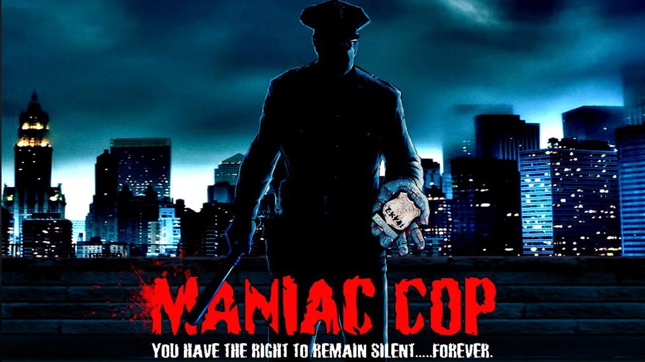 Maniac Cop Banner