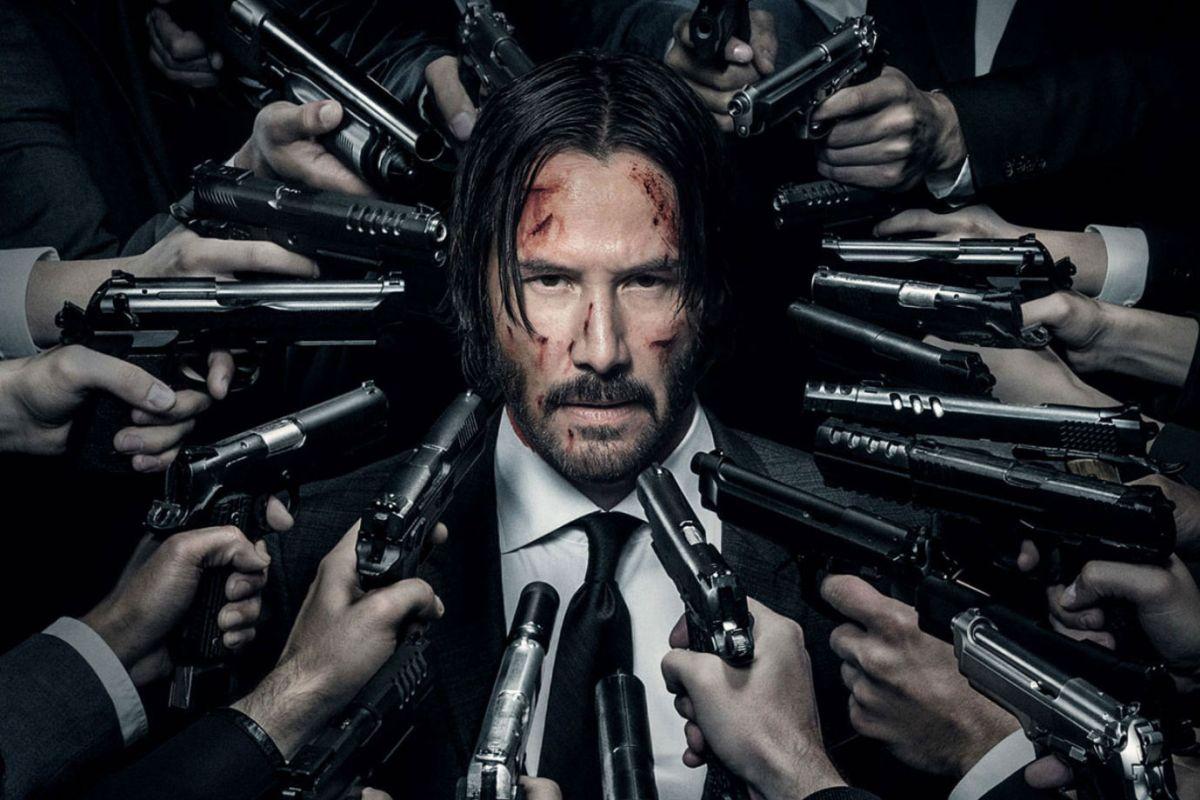 John Wick Guns Image