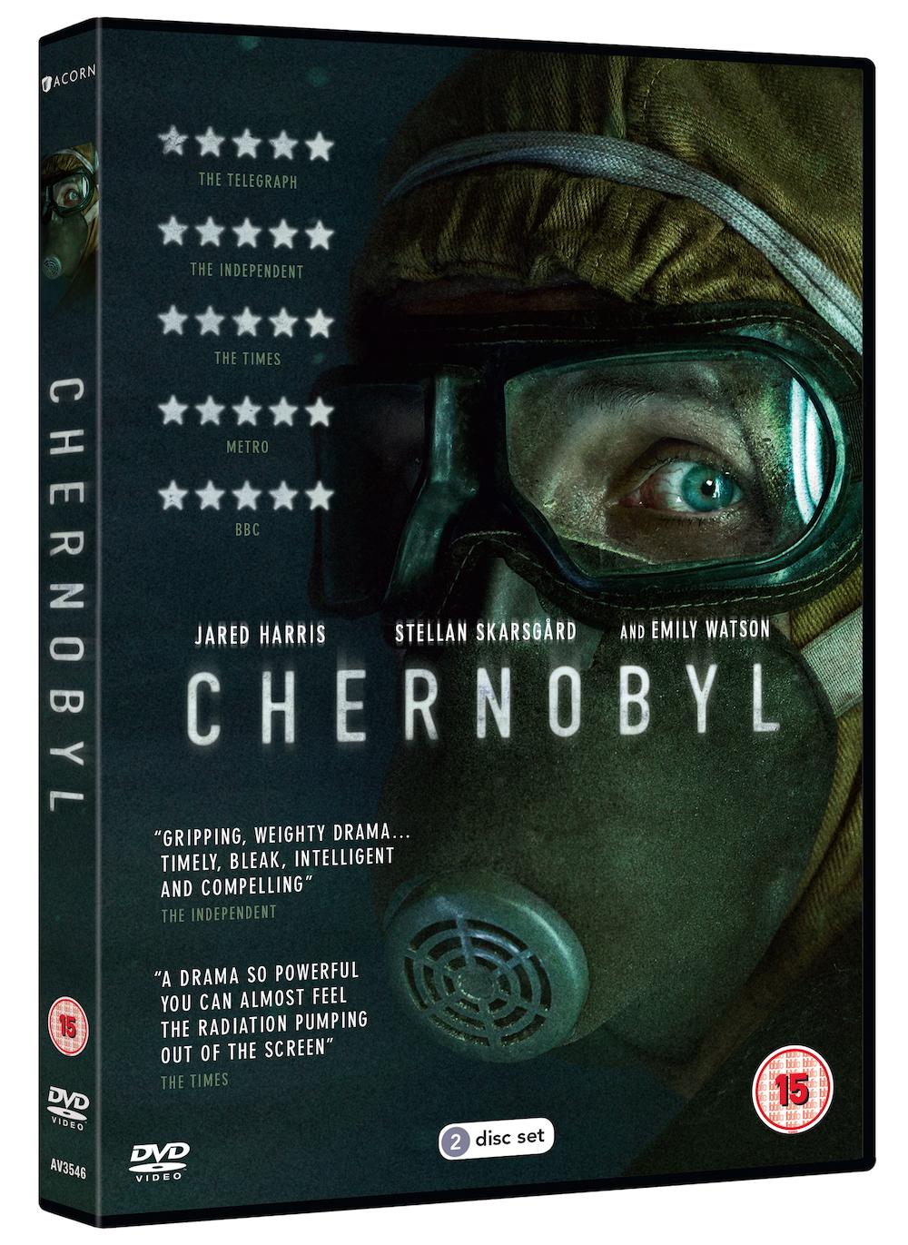 Chernobyl DVD