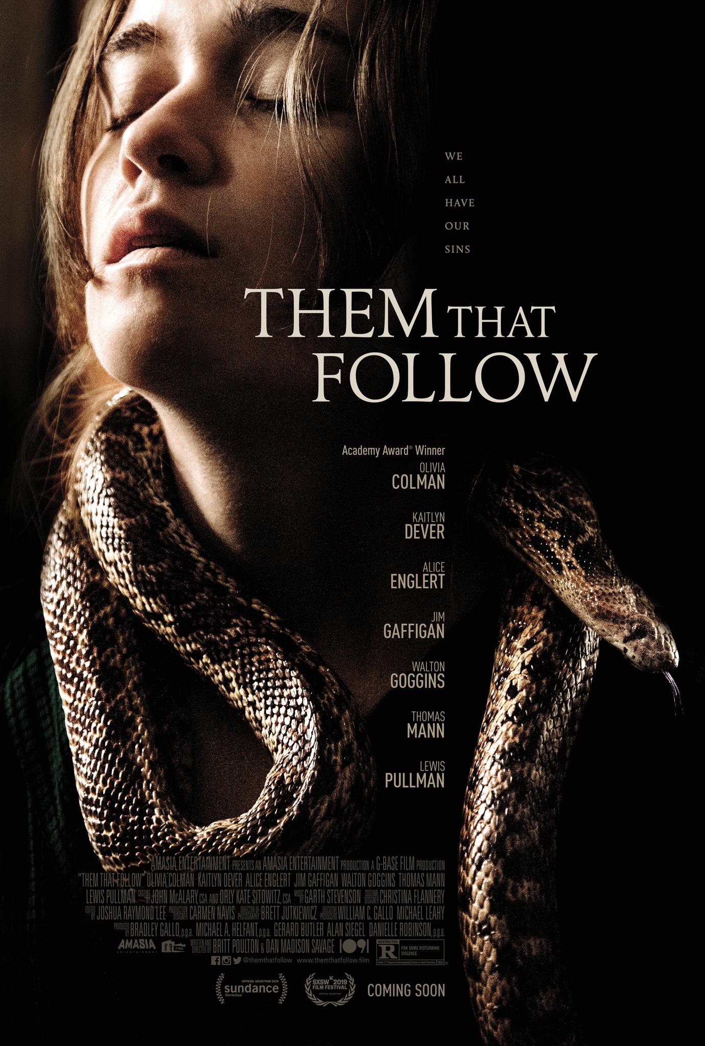 Them That Follow - film poster