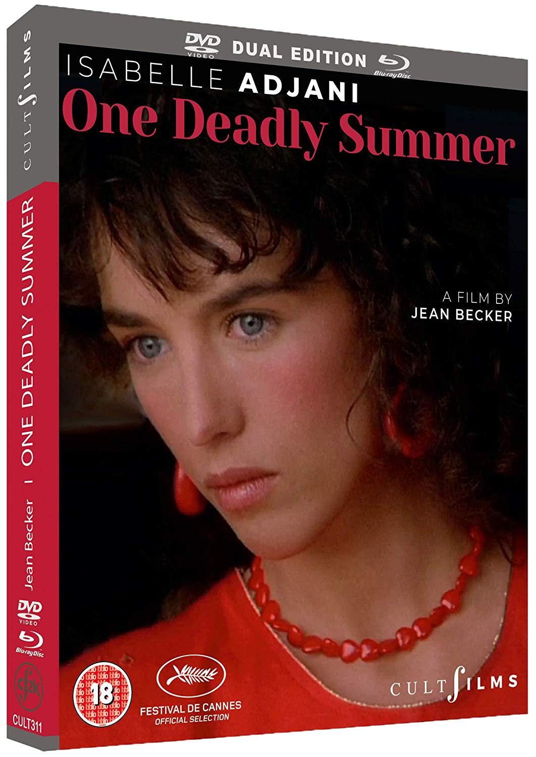 One Deadly Summer Blu-Ray cover.png